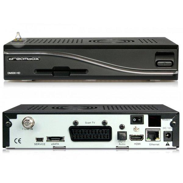 HD Сателитен приемник Dreambox 500HD V2